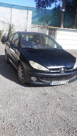 Peugeot 206 2004 1.6 hdi 110cv negociable