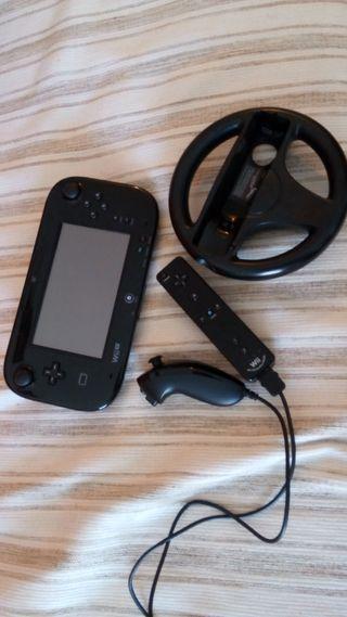 Wii U en perfecto estado.