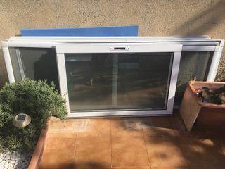 Ventanas y balconeras de aluminio