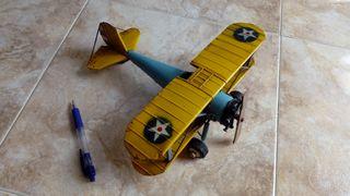 Avión Chapa