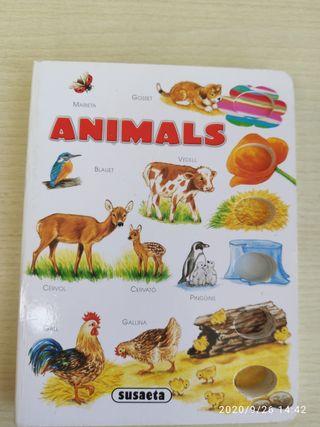 Libro Animals