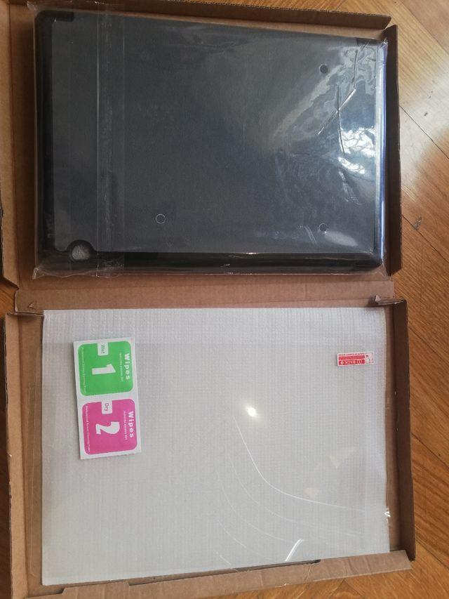Pack funda y cristal Tablet Huawei mediapad T5
