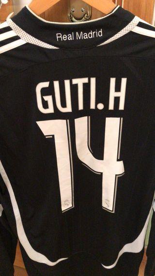 Camiseta Real Madrid Guti Match