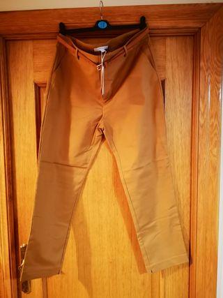 Pantalón chino Springfield cropped talla 46 nuevo