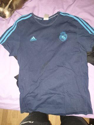 camiseta REAL MADRID BASICA