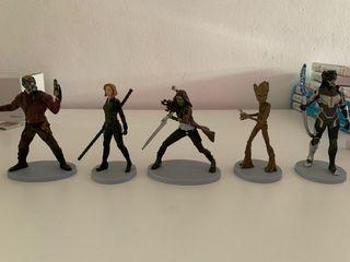 Lote figuras Marvel Disney Store