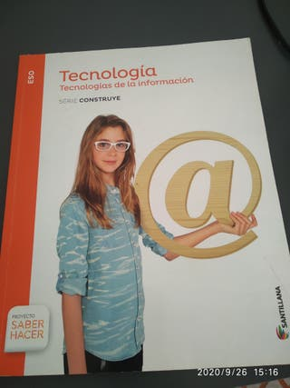 Libro de tecnología nivel ESO