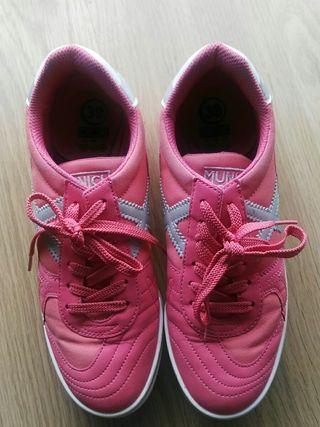 zapatillas Munich mujer