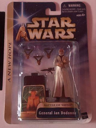 Figura General Jan Dodonna star Wars