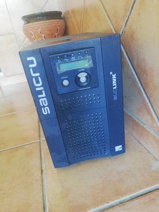 generador de corriente para ordenador