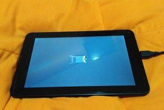 tablet unusual