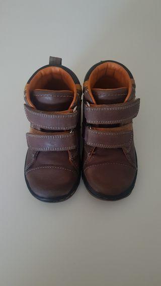 botas niño geox