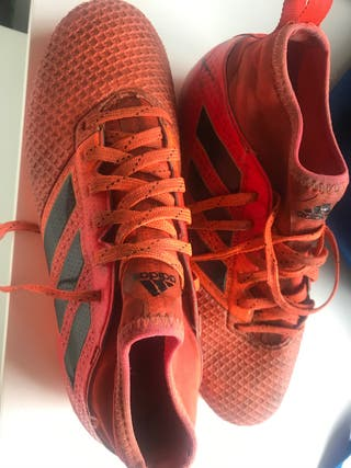 Botas fútbol Adidas talla 40 2/3