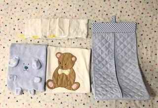 Lote bebé+regalo buzo