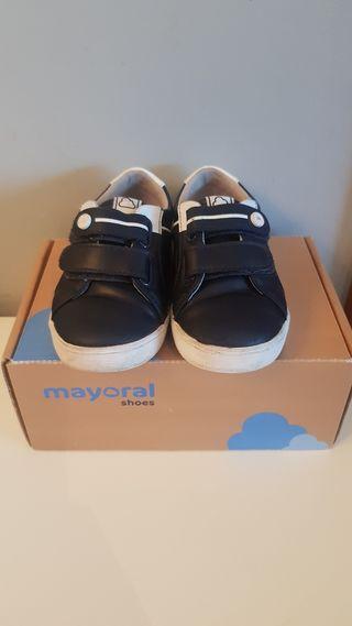 zapatos niño mayoral