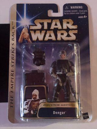 Figura star Wars Dengar imperio contrataca