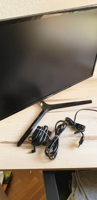 Monitor led gaming 27 pulgadas Samsung.