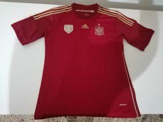 Camiseta 2013 Selección Española
