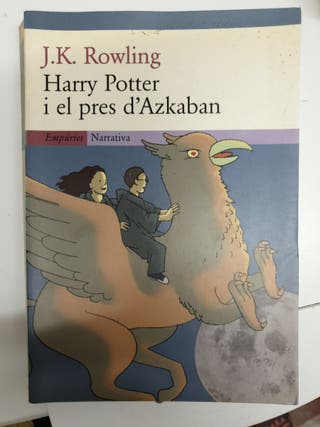 harry potter x 6 catala