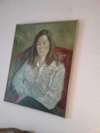 Retrato Dama