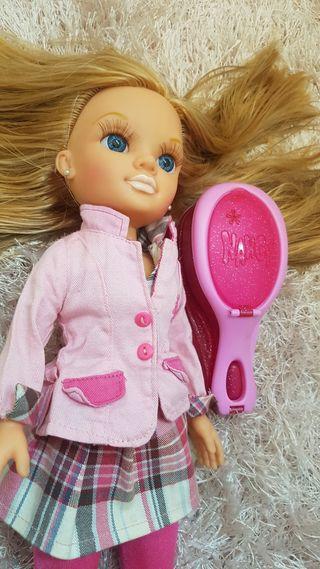 muñeca Nancy con accesorios