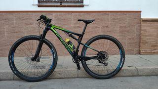 VENDO Bicicleta Merida Ninety Six 9 6000 29