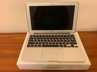 Macbook air 11 i7 mediados 2012