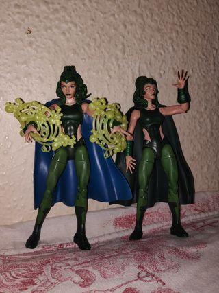 Polaris Marvel Legends