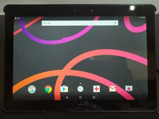 "Tablet BQ Aquaris M10 NEGRA 10.1"" 2 GB Mem. 16GB"