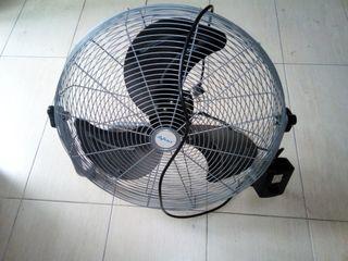 ventilador industrial acero inoxidable 140w 50 cm