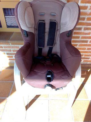 silla coche bebé isofix