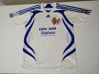 Camiseta 2008 Real Zaragoza