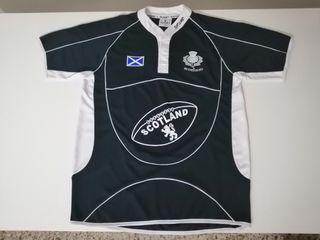Camiseta Rugby Nations Scotland