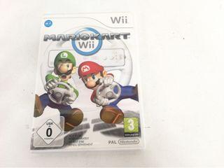 Videojuego Wii Mario Kart