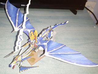 Warhammer Dragón Altos Elfos