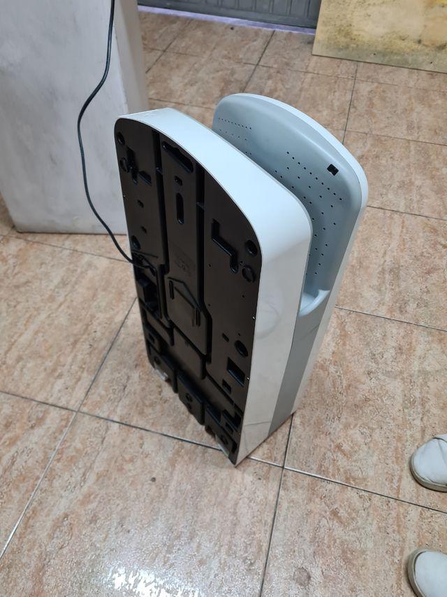 Secamanos electrico