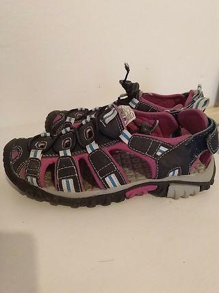 Zapatillas de verano niña