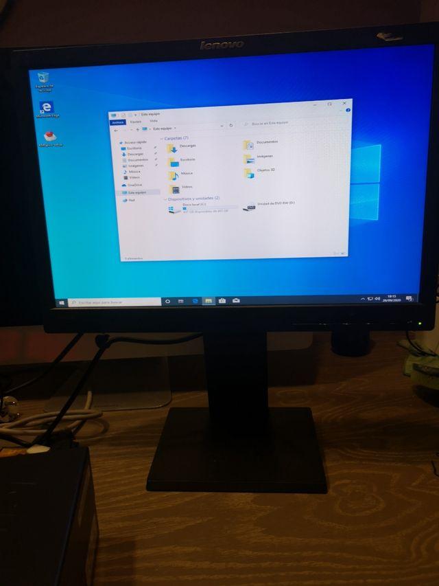 Ordenador sobremesa Lenovo M92P