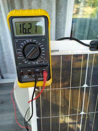 Placa Solar Flexible