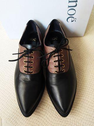 Zapatos Noe, talla 38
