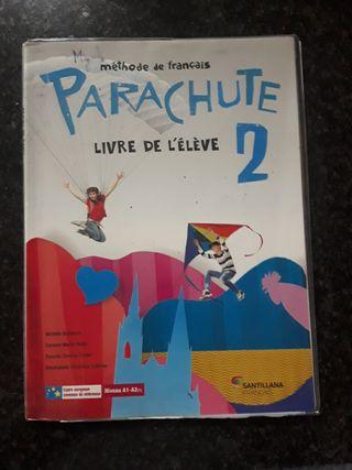 Libro de francés 2° ESO