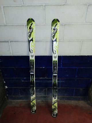 skis para niños