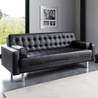 Sofa abatible 3 plazas maisons du monde