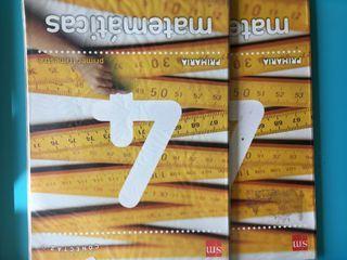 Libro matemáticas 4º primaria