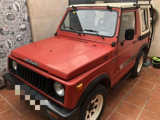 Suzuki santana sj410 1985