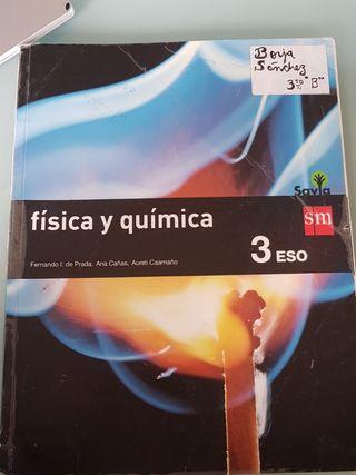 Física y química 3 Eso.