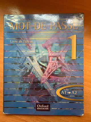 LIBRO FRANCÉS 1° BACHILLERATO