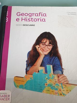 Geografia e historia 3 eso.
