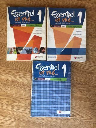 Libros francés,1 ESO