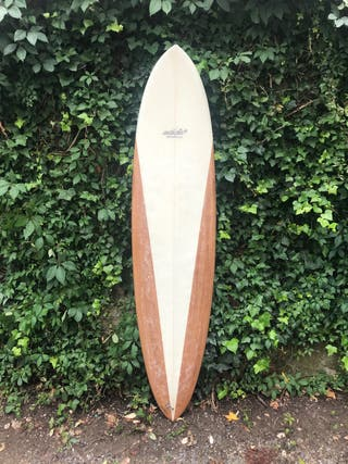 Tabla surf 7'2 midlenght single fin Argushapes